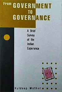 From Government To Governance UPSC