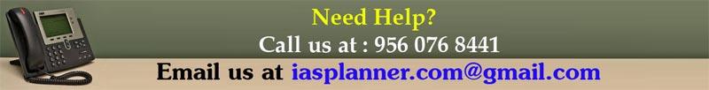 IAS Exam Help Support